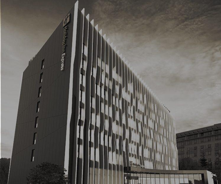 Holiday Inn Express Warsaw